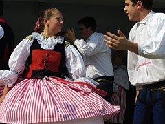 Návštěvníci akce mohli ochutnat čerstvá povidla od Tetiček.
