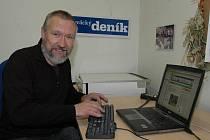 Jan Gajdošík poskytl redakci Slováckého deníku rozhovor
