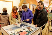 Hned dvě výstavy slavnostně otevřeli vpátek vMuzeu Podhradí Buchlovice.