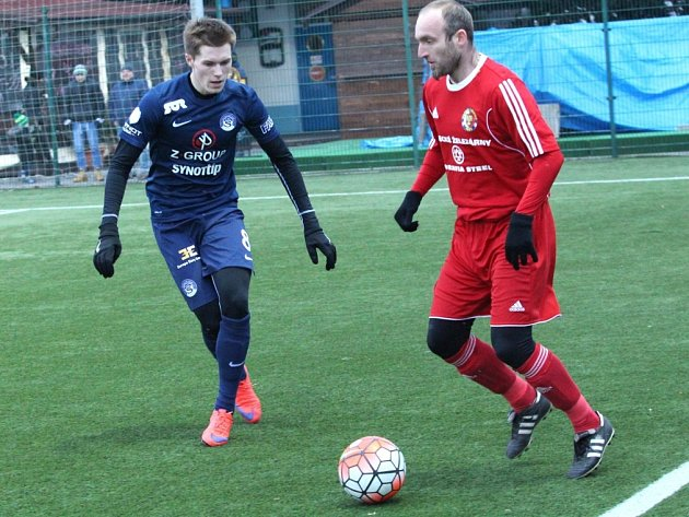 Petr Chyla (vlevo).