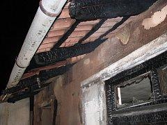 Při požáru naštěstí nedošlo k žádným zraněním.