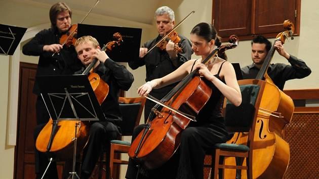 Komorní orchestr Musici Boemi.