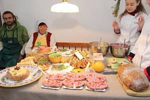 Slovácký festival vůní a chutí.