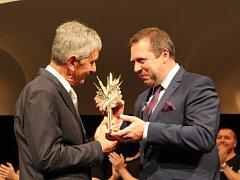 Cenu města Uherské Hradiště za rok 2015 získal Igor Stránský.