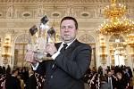 Titul Historické město roku 2011 získalo 17. dubna na Pražském hradě Uherské Hradiště. Cenu převzal místostarosta města Stanislav Blaha.