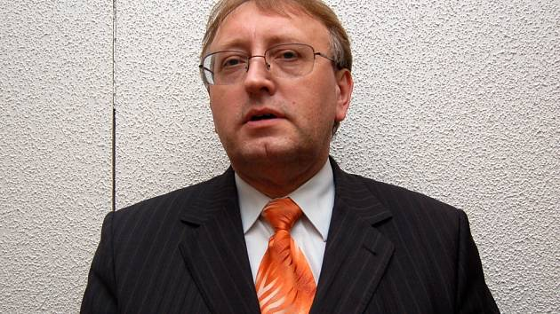 Starosta Uh. Brodu Ladislav Kryštof.