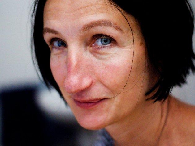Lenka Slívová, ředitelka kina Máj v Uherském Brodě.