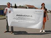 Starosta Suché Loze Petr Gazdík v redakci Slováckého deníku odpovídal na dotazy čtenářů.