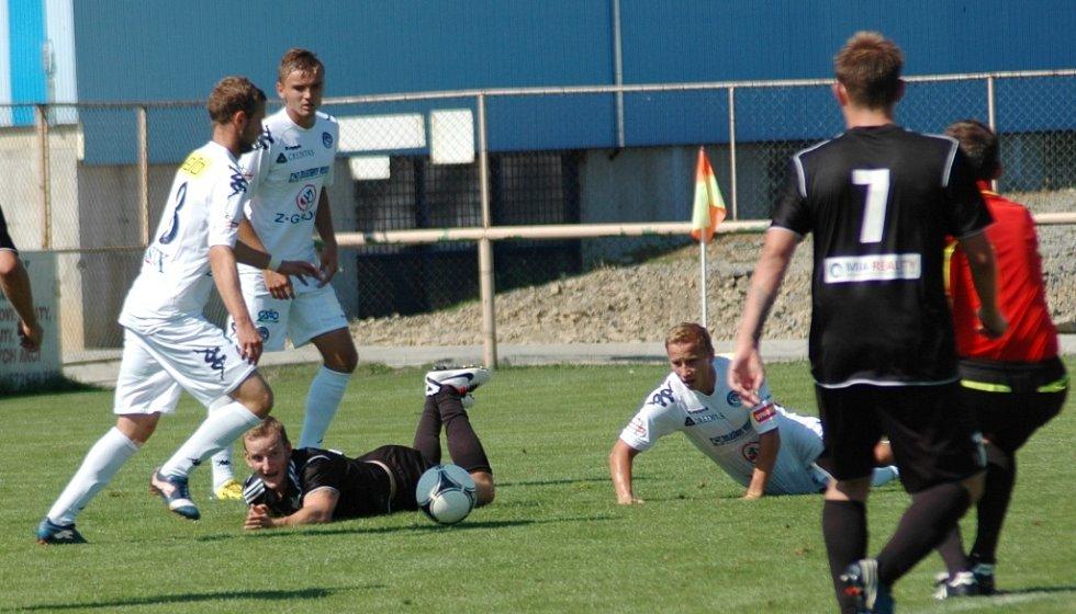 1. FC Slovácko B vs. HFK Olomouc