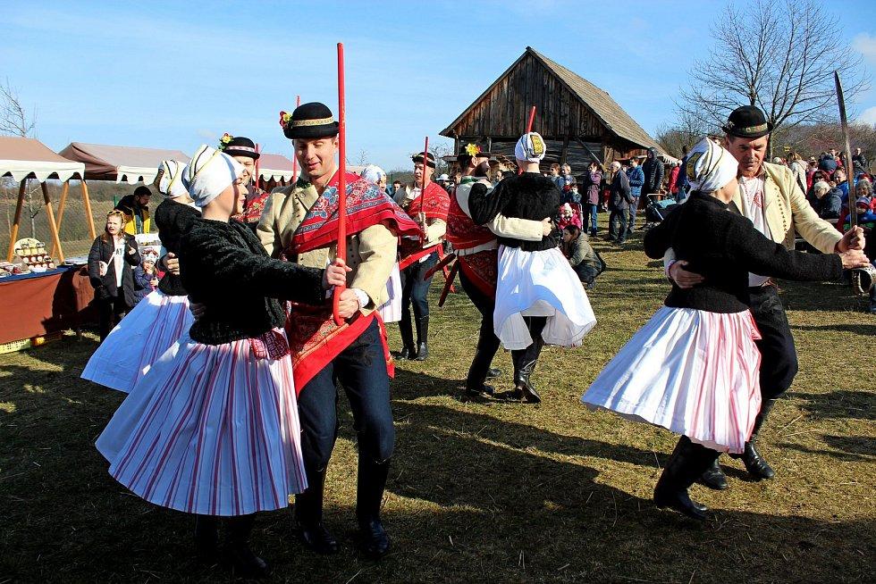Slovácká zabijačka a masopustní tradice v Parku Rochus