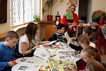 ZVÍDÁLKOVÉ. Nedělní odpoledne vyplnilo 430 dětem i dospělým jejich sváteční program.