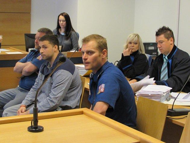 KRAJSKÝ SOUD ve Zlíně začal 15.května projednávat případnou obnovu řízení v případě tragedie u hradišťského Kauflandu, při které přišel o život Petr Haluška z Kunovic.