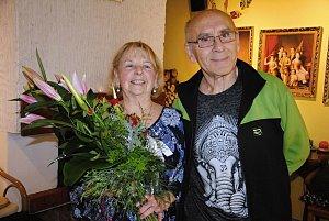 Smaragdová svatba manželů Trůnečkových
