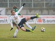 Čtvrtfinálový zápas českého fotbalového poháru - MOL Cupu mezi týmy FK Jablonec a 1. FC Slovácko se odehrál 7. března na stadionu Střelnice v Jablonci nad Nisou.