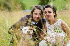 Soutěžní svatební pár číslo 11 - Zuzana a Marian Vítkovi, Olomouc