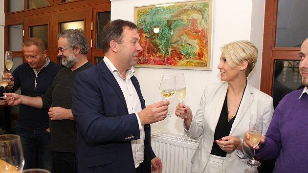Volební štáb ODS, volby do PS PČR, říjen 2017