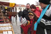 Adventní atmosféru od soboty zdobí také tradiční akce na hradišťském Masarykově náměstí.
