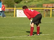 Na gólmana Vyškova nevyzrál ani Jiří Velecký a Brod doma prohrál 0:4.