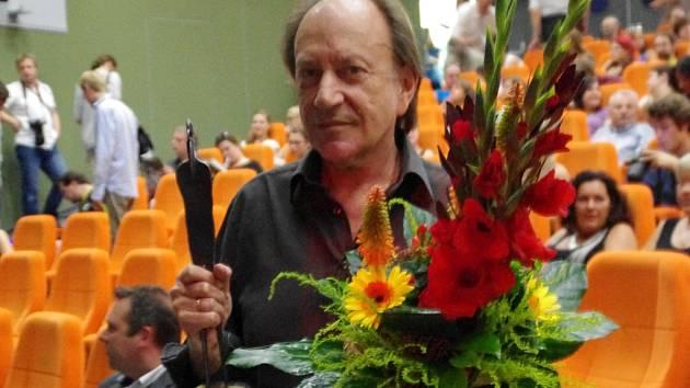 Oceněný srbský režisér Goran Paskaljević.