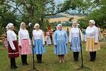 V búdách zpívaly sbory už podvanácté.