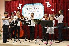 Základní škola v Dolním Němčí slaví 45leté jubileum