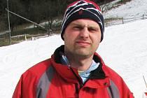 Lubomír Orel, majitel lyžařského střediska na Stupavě.