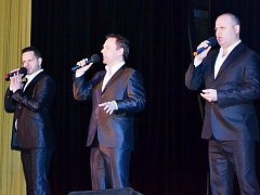 Operní trio La Gioia.