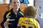 Tomáš Ficek ve Starém Městě šéfuje přípravkám, působí také ve Slovácku