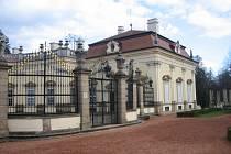 Státní zámek Buchlovice.