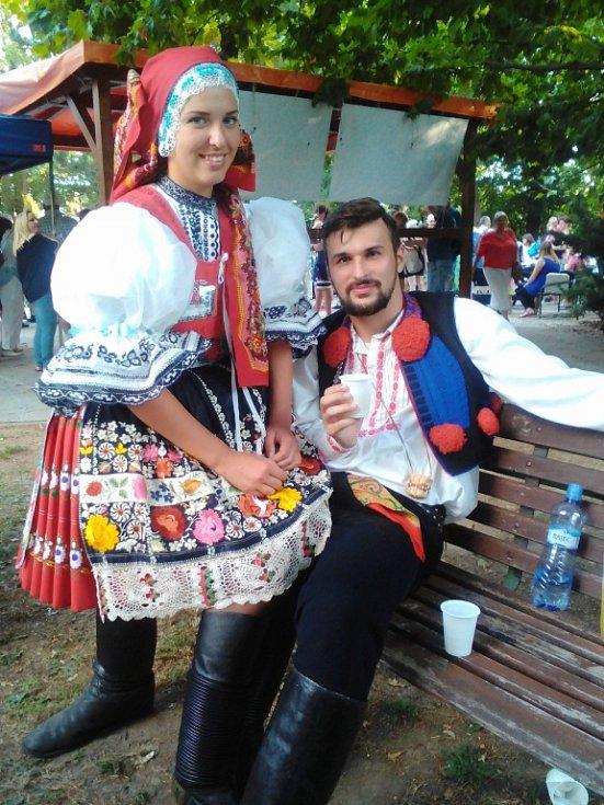 Slavnosti vína v Uherském Hradišti, 2016