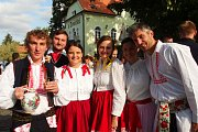 Slovácké slavnosti vína a otevřených památek v Uherském Hradišti, 2017