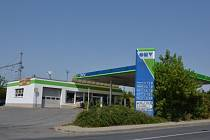 Kontrola na čerpací stanici společnosti Monteco se uskutečnila 9. dubna.