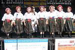 Na festivalu Kunovské léto se představí soubory z celé Evropy.
