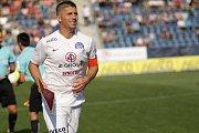 1. FC Slovácko - FC Fastav Zlín. Francis Kone