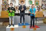 Mladý střelec Jan Vitovský se blýskl na Velké ceně SSK Slatina, ke v kategorii chlapci do dvanácti let předvedl excelentní výkon a po překonání osobního rekordu si domů odvezl zlatý pohár a titul přeborníka Jihomoravského kraje.