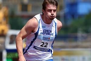 Hradišťský sprinter Zdeněk Stromšík má v roce 2015 fantastickou formu.