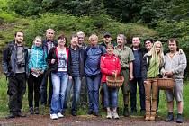 Mykologové a jejich příznivci se vydali v sobotu na vycházku za houbami do chřibských lesů.