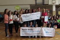 Gymnázium Jana Amose Komenského v Uherském Brodě získalo titul Fairtradová škola.
