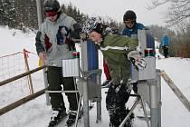 Všechny vleky jsou po celý týden v provozu i ve skiareálu Kohútka.