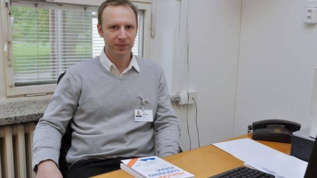 MUDr. Ladislav Polách.