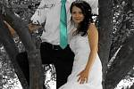 Soutěžní svatební pár číslo 147 - Marie a Petr Hudečkovi, Přestavlky