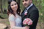 Soutěžní svatební pár číslo 86 - Lucie a Mehmet Kara, Třinec