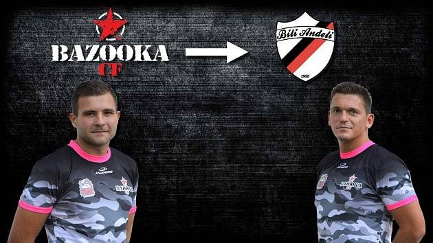Futsalisté Uherského Hradišti přišli o Patrika Levčíka a Pavla Outratu, kteří přestupují do slovenské Trnavy,