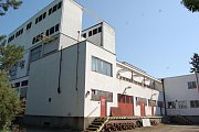 Vysílač v Topolné – to jsou tuny elektromateriálu.
