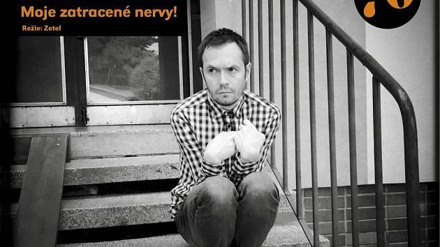 Plakát hry Autista - Moje ztracené nervy.