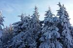 Největší areál pro běžkaře vnašem regionu? Určitě nad Novou Lhotou.