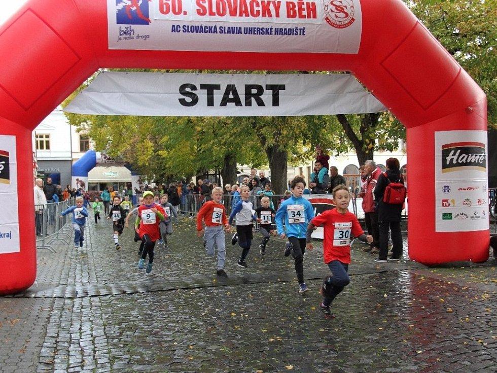 Slovácký běh 2017