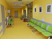Nově vybaveny a zkulturněny byly prostory pro dárce krve v transfuzní stanici Uherskohradišťské nemocnice.