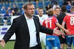 Trenér Plzně Pavel Vrba