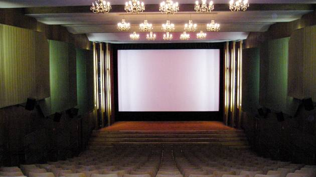 Díky letnímu promítání se do kina vrátí pravidelný provoz po více než třech letech.